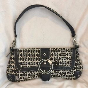 The Sak Geometric Print Purse EUC